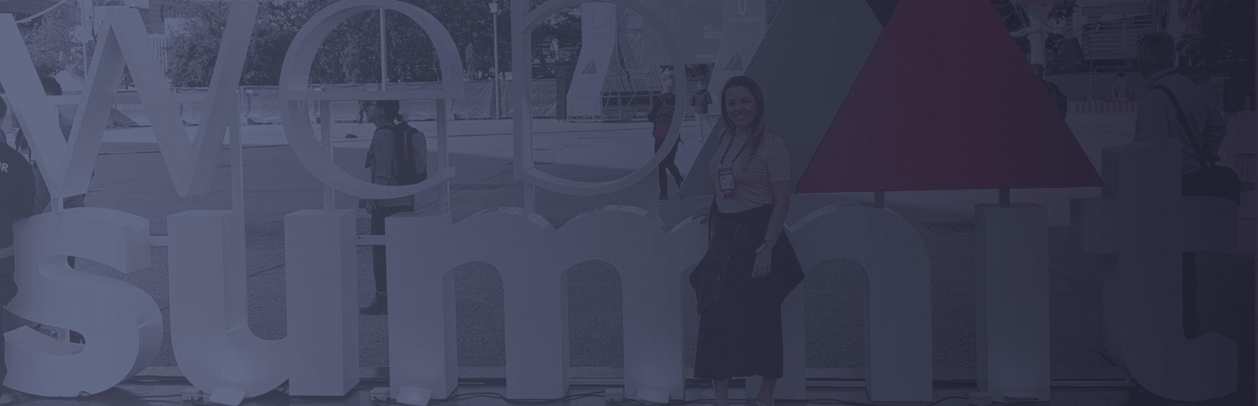 Novos horizontes e mercado internacional são inspirações da Web Summit